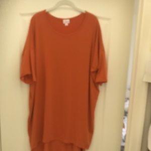 Beautiful burnt orange tunic